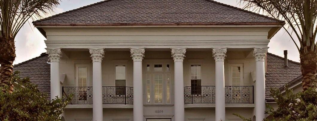 Round Porch Columns Discover